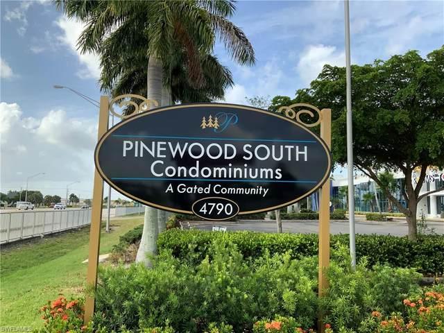 4790 S Cleveland Avenue #203, Fort Myers, FL 33907 (#220043502) :: Jason Schiering, PA