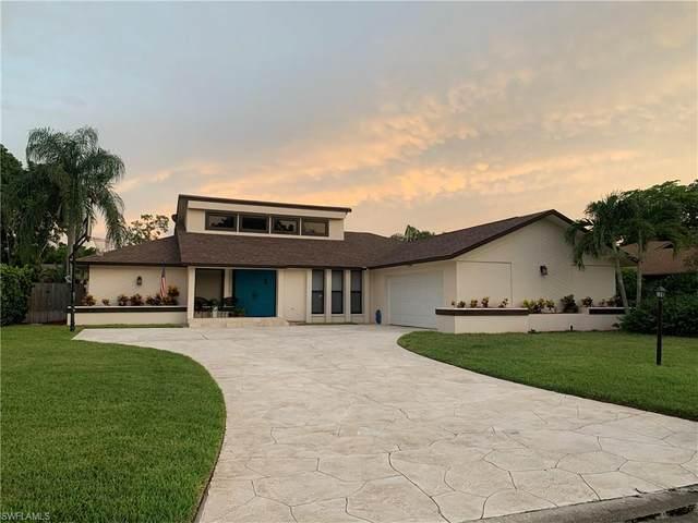 5733 Sandpiper Place, Fort Myers, FL 33919 (MLS #220043526) :: NextHome Advisors