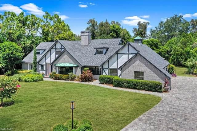 13772 Pine Villa Lane, Fort Myers, FL 33912 (MLS #220043536) :: NextHome Advisors