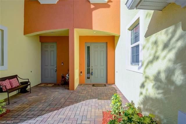4380 Lazio Way #607, Fort Myers, FL 33901 (MLS #220043750) :: NextHome Advisors