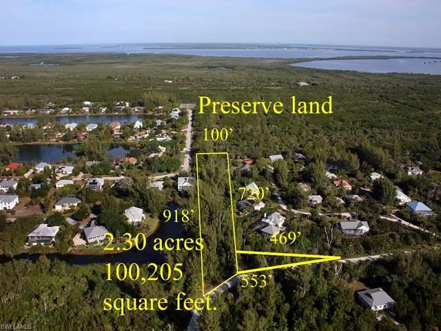 0 Island Inn Road, Sanibel, FL 33957 (MLS #220043837) :: NextHome Advisors