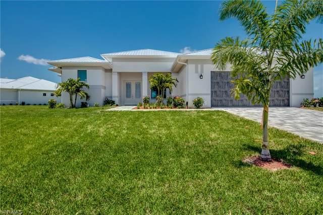 2414 Kismet Lakes Lane, Cape Coral, FL 33993 (MLS #220043890) :: RE/MAX Realty Group