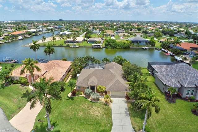 3907 SW 27th Court, Cape Coral, FL 33914 (MLS #220043966) :: Clausen Properties, Inc.
