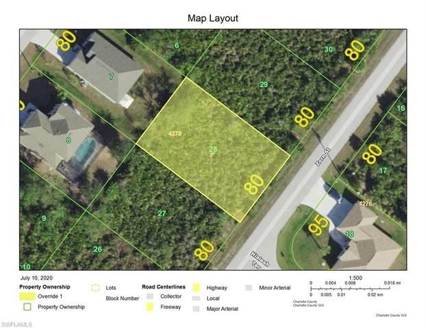 9229 Zorn Street, Port Charlotte, FL 33981 (MLS #220044113) :: Realty World J. Pavich Real Estate