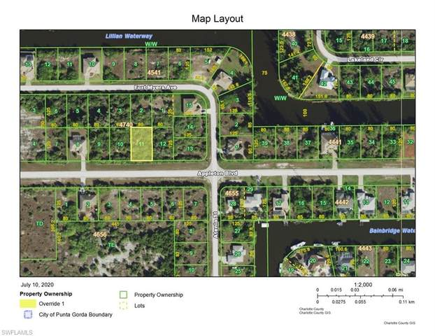 14430 Appleton Boulevard, Port Charlotte, FL 33981 (#220044128) :: Jason Schiering, PA