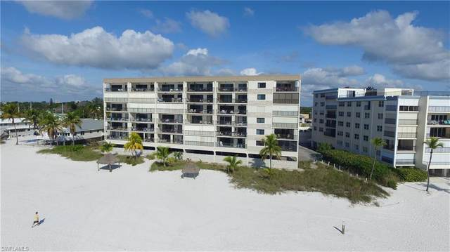 2532 Estero Boulevard #207, Fort Myers Beach, FL 33931 (MLS #220044233) :: Kris Asquith's Diamond Coastal Group