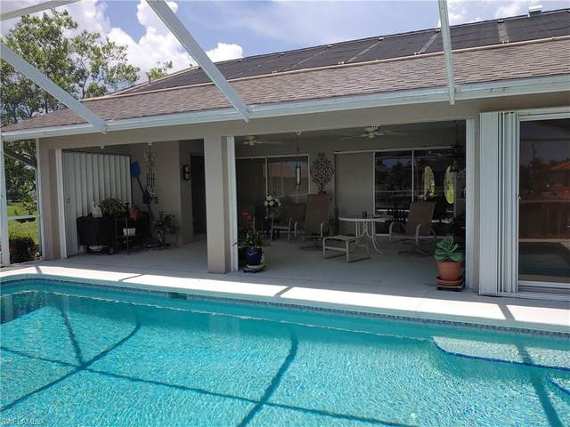 2536 SW 37th Terrace, Cape Coral, FL 33914 (MLS #220044234) :: RE/MAX Realty Team