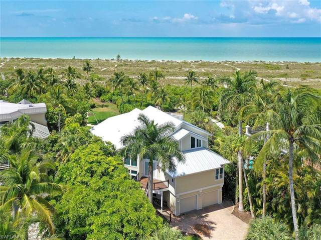 1306 Seaspray Lane, Sanibel, FL 33957 (#220044505) :: We Talk SWFL