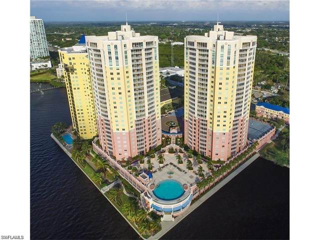 2745 1st Street #2605, Fort Myers, FL 33916 (MLS #220044633) :: Realty One Group Connections