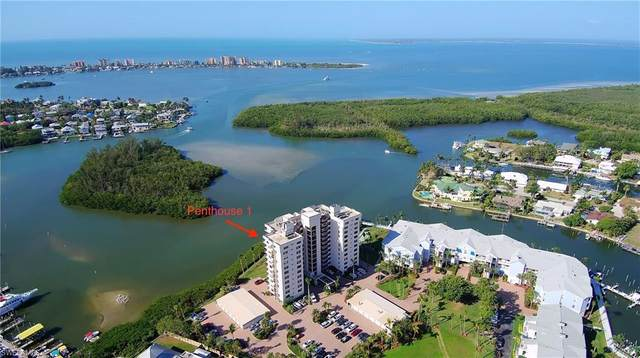 18120 San Carlos Boulevard Ph1, Fort Myers Beach, FL 33931 (#220044791) :: The Dellatorè Real Estate Group