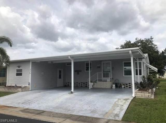 513 Horizon Drive, North Fort Myers, FL 33903 (MLS #220044843) :: RE/MAX Realty Team