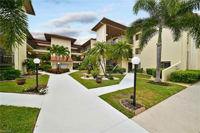 11140 Caravel Circle #204, Fort Myers, FL 33908 (MLS #220045176) :: Team Swanbeck