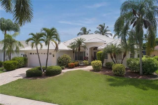 5613 Harbour Circle, Cape Coral, FL 33914 (#220045195) :: Caine Premier Properties