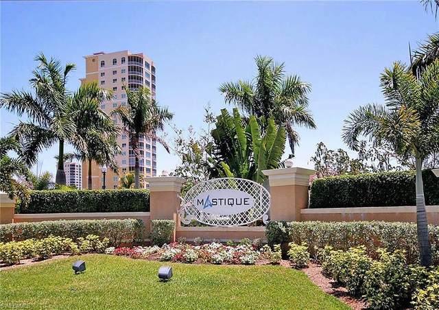 12601 Mastique Beach Boulevard #1802, Fort Myers, FL 33908 (#220045205) :: The Dellatorè Real Estate Group