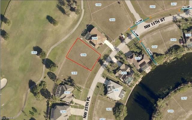 1440 NW 25th Place, Cape Coral, FL 33993 (#220045249) :: The Dellatorè Real Estate Group