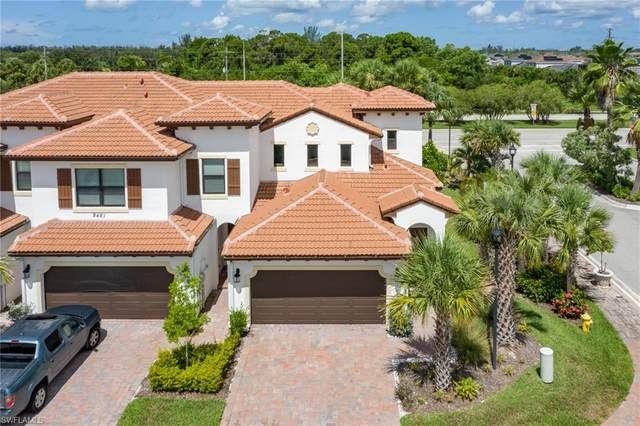 9481 Sardinia Way #107, Fort Myers, FL 33908 (MLS #220045438) :: RE/MAX Realty Team