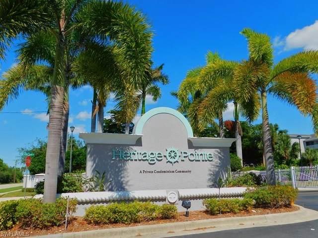 16585 Lake Circle Drive #115, Fort Myers, FL 33908 (MLS #220045734) :: Clausen Properties, Inc.
