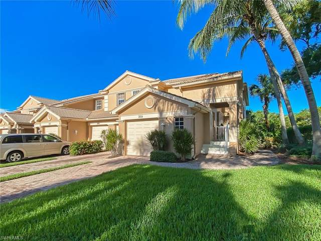 13921 Lake Mahogany Boulevard #2824, Fort Myers, FL 33907 (#220045767) :: The Dellatorè Real Estate Group