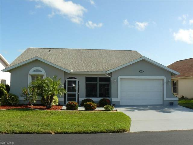 3616 Sabal Springs Boulevard, North Fort Myers, FL 33917 (MLS #220045883) :: RE/MAX Realty Group