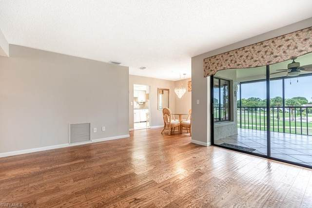 1781 Pebble Beach Drive #211, Fort Myers, FL 33907 (MLS #220045886) :: Team Swanbeck