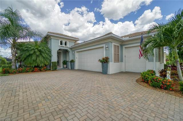 11627 Giulia Drive, Fort Myers, FL 33913 (#220045922) :: Jason Schiering, PA