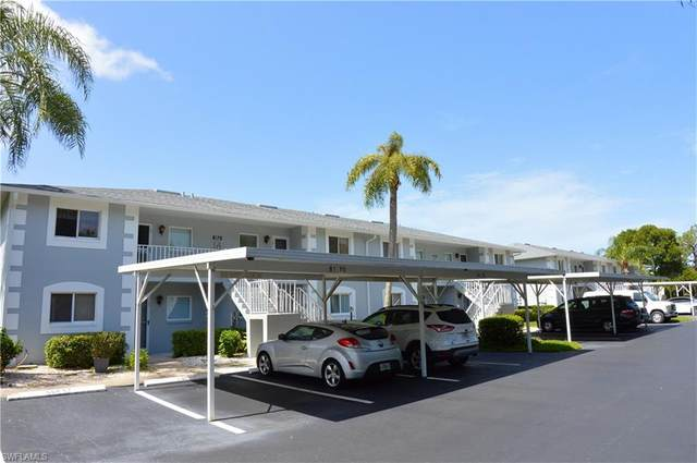 8170 Summerlin Village Circle #606, Fort Myers, FL 33919 (MLS #220046103) :: RE/MAX Realty Team