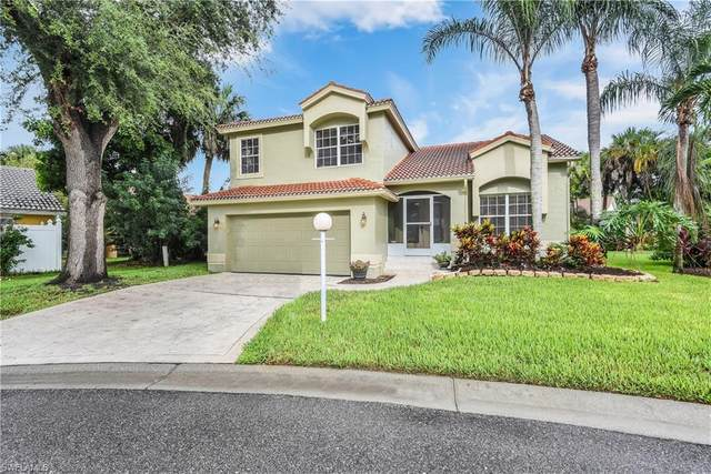 12740 Eagle Pointe Circle, Fort Myers, FL 33913 (MLS #220046114) :: RE/MAX Realty Group
