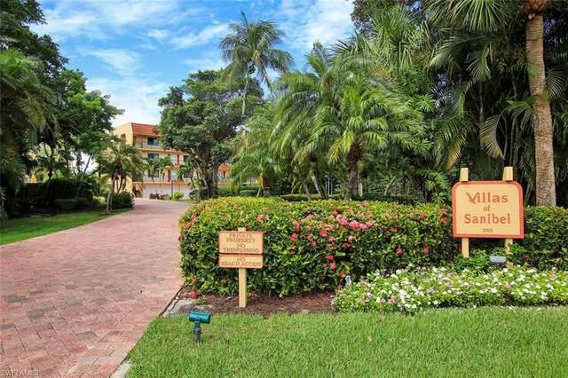 2915 W Gulf Drive B202, Sanibel, FL 33957 (MLS #220046200) :: RE/MAX Realty Group