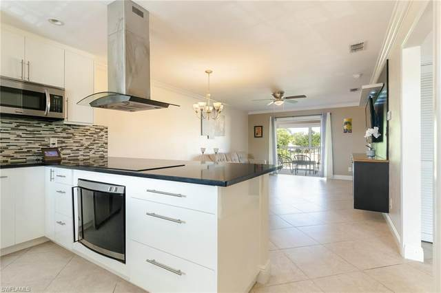 4616 Skyline Boulevard #207, Cape Coral, FL 33914 (MLS #220046240) :: RE/MAX Realty Group