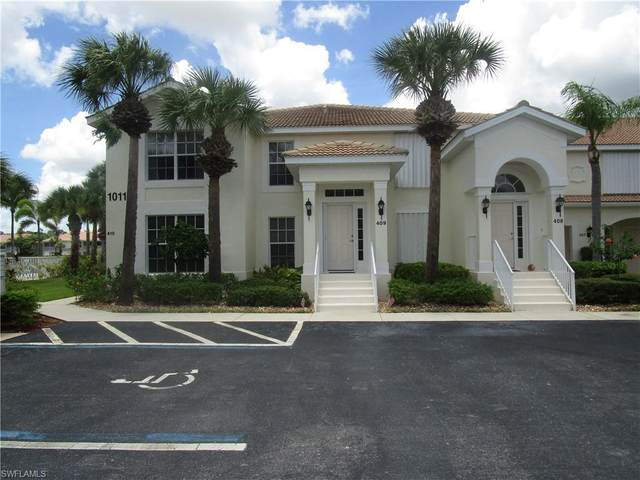 10118 Colonial Country Club Boulevard #409, Fort Myers, FL 33913 (#220046272) :: Jason Schiering, PA