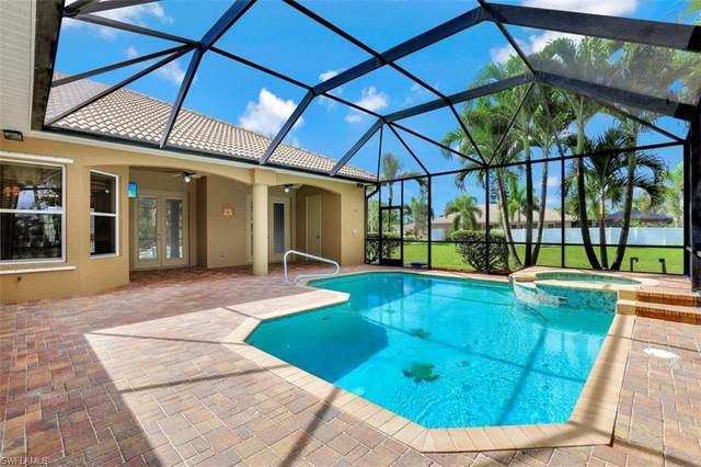 4827 Agualinda Boulevard, Cape Coral, FL 33914 (#220046294) :: Caine Premier Properties