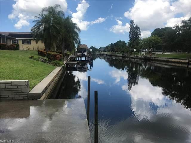 615 SW 40th Terrace, Cape Coral, FL 33914 (MLS #220046434) :: Florida Homestar Team