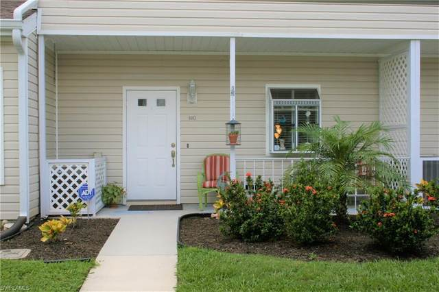 6083 Lake Front Drive #6083, Fort Myers, FL 33908 (MLS #220046521) :: RE/MAX Realty Group