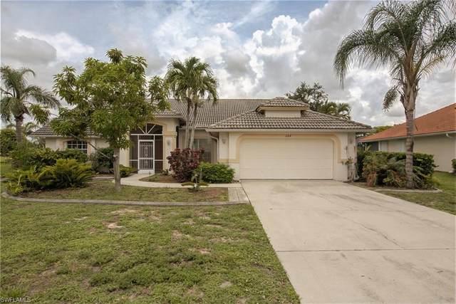 264 Lambton Lane, Naples, FL 34104 (MLS #220046736) :: Florida Homestar Team