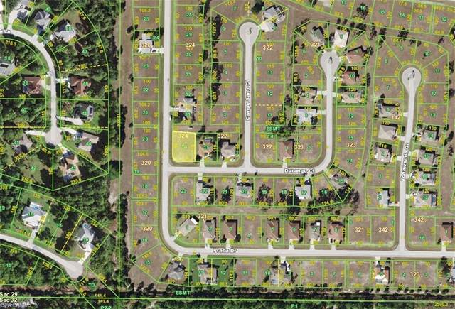25290 Durango Court, Punta Gorda, FL 33955 (MLS #220046819) :: Team Swanbeck