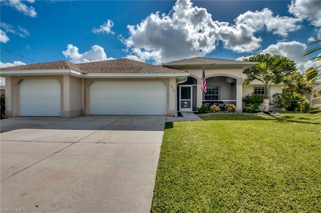 3213 NW 2nd Place, Cape Coral, FL 33993 (MLS #220046982) :: The Naples Beach And Homes Team/MVP Realty