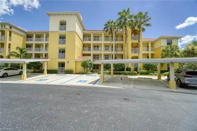 10720 Ravenna Way #103, Fort Myers, FL 33913 (MLS #220047166) :: RE/MAX Realty Group