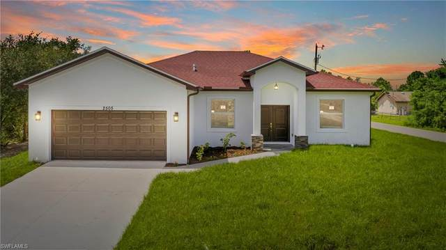 2505 4th Street SW, Lehigh Acres, FL 33976 (MLS #220047229) :: RE/MAX Realty Group
