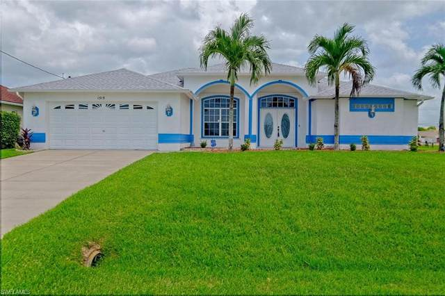 1515 SW 40th Terrace, Cape Coral, FL 33914 (MLS #220047298) :: RE/MAX Realty Group