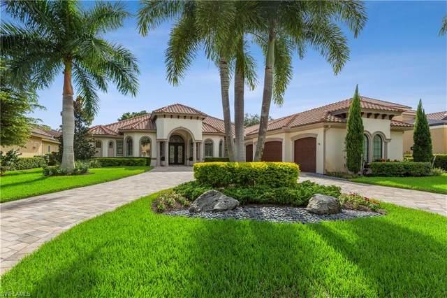 12490 Vittoria Way, Fort Myers, FL 33912 (MLS #220047475) :: Florida Homestar Team