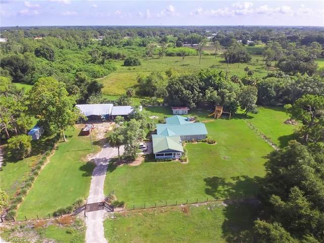 1620 Indian Camp Road, Immokalee, FL 34142 (#220047488) :: The Dellatorè Real Estate Group