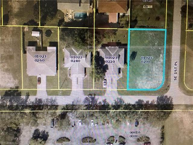 135 SE 13th Street, Cape Coral, FL 33990 (MLS #220047524) :: RE/MAX Realty Group