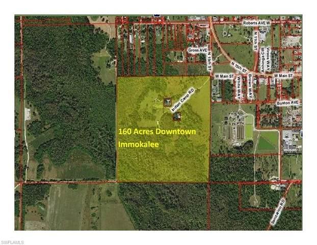0 W Main Street, Immokalee, FL 34142 (#220047565) :: Caine Premier Properties
