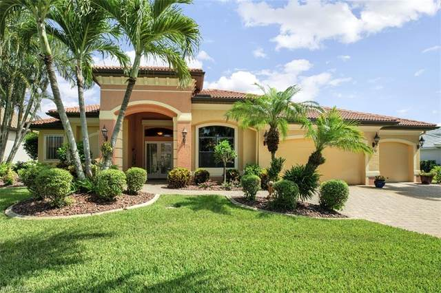 5820 Harbour Circle, Cape Coral, FL 33914 (#220047720) :: The Dellatorè Real Estate Group