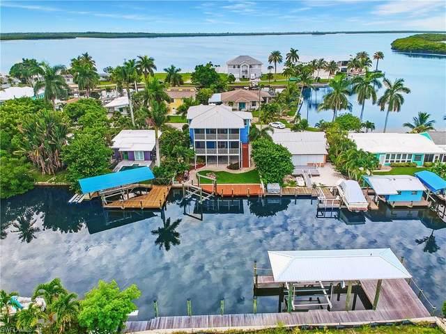 2604 3rd Street, Matlacha, FL 33993 (#220047836) :: The Dellatorè Real Estate Group