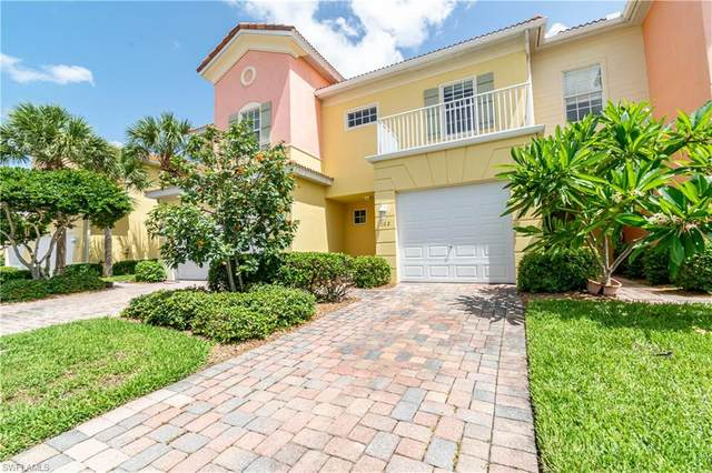 9808 Solera Cove Pointe #102, Fort Myers, FL 33908 (MLS #220047906) :: RE/MAX Realty Team