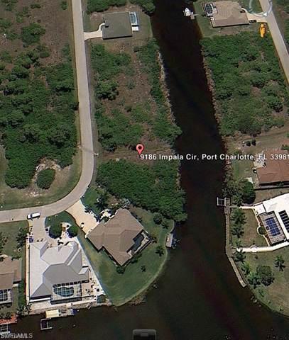 9186 Impala Circle, Port Charlotte, FL 33981 (MLS #220047979) :: RE/MAX Realty Group