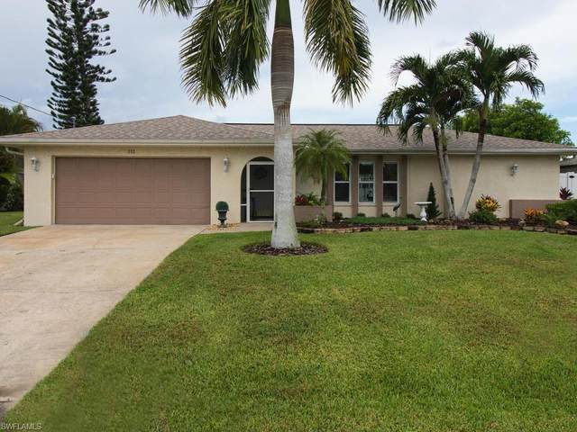 332 SE 17th Place, Cape Coral, FL 33990 (MLS #220048051) :: RE/MAX Realty Group