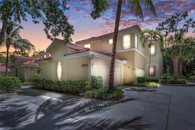 2024 Tarpon Bay Drive N #102, Naples, FL 34119 (MLS #220048054) :: Palm Paradise Real Estate