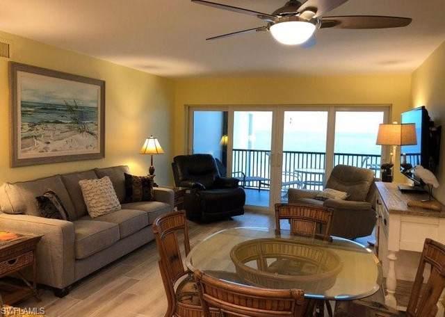 2580 Estero Boulevard N #503, Fort Myers Beach, FL 33931 (MLS #220048087) :: RE/MAX Realty Group